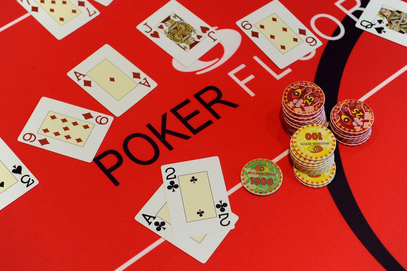 European Poker Tour in Berlin
