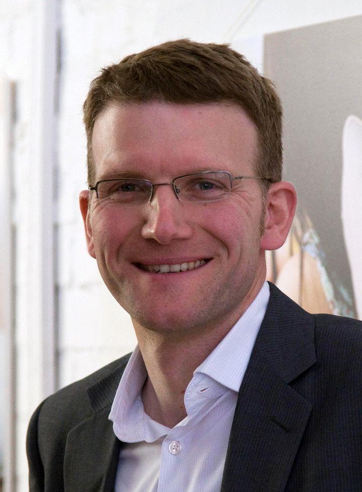 Tilman Auer ist mitverantwortlich für das Hotel in der Elbphilharmonie