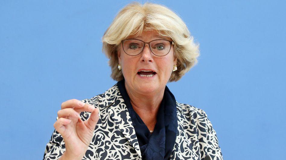 CDU-Politikerin und Medienbeauftragte der Bundesregierung Monika Grütters (Archiv).