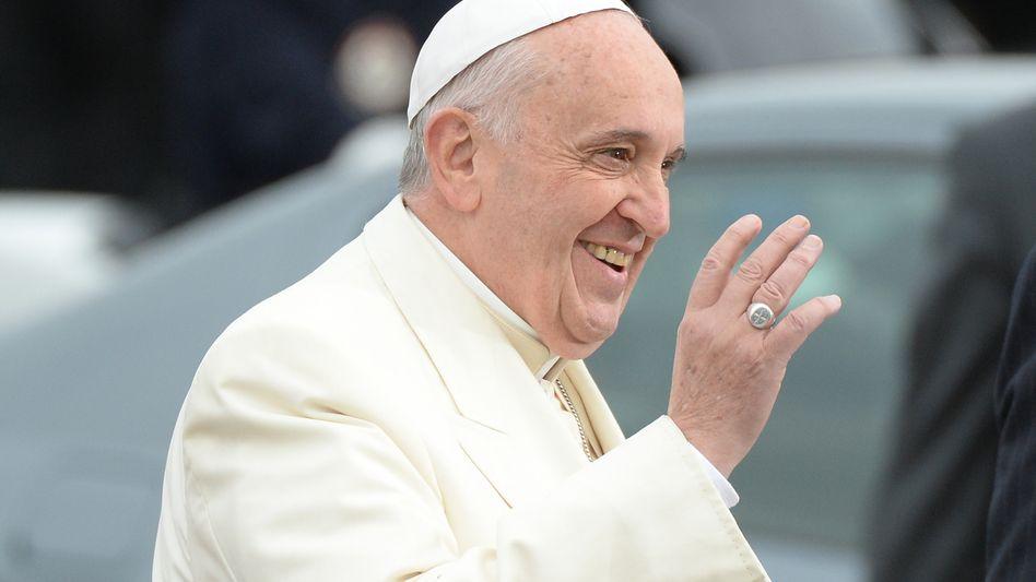 Rede vor Europaparlament: Papst geht mit Europas Flüchtlingspolitik hart ins Gericht