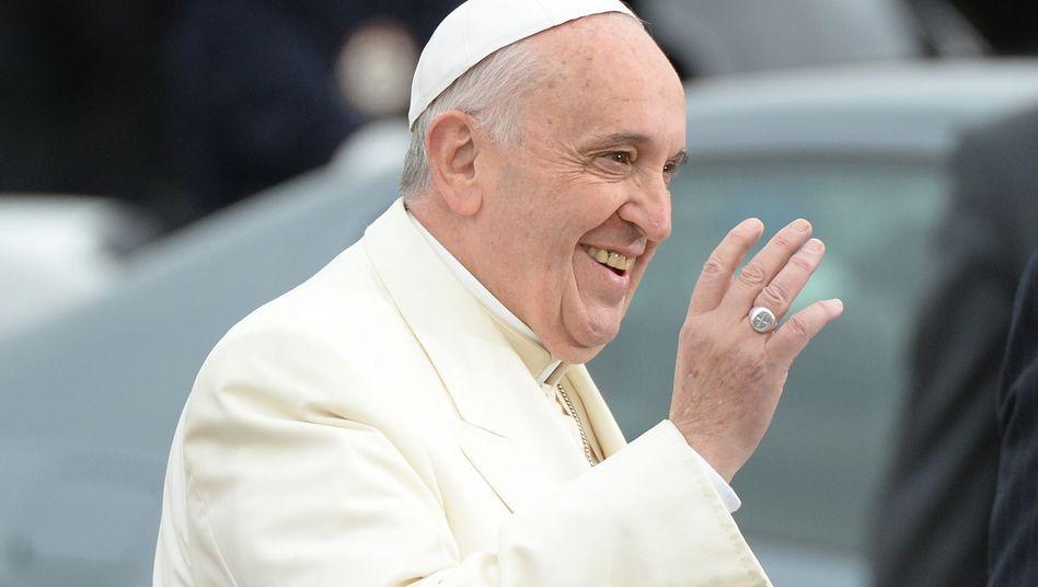 Papst Franziskus: Die Reformen im Vatikan gehen weiter