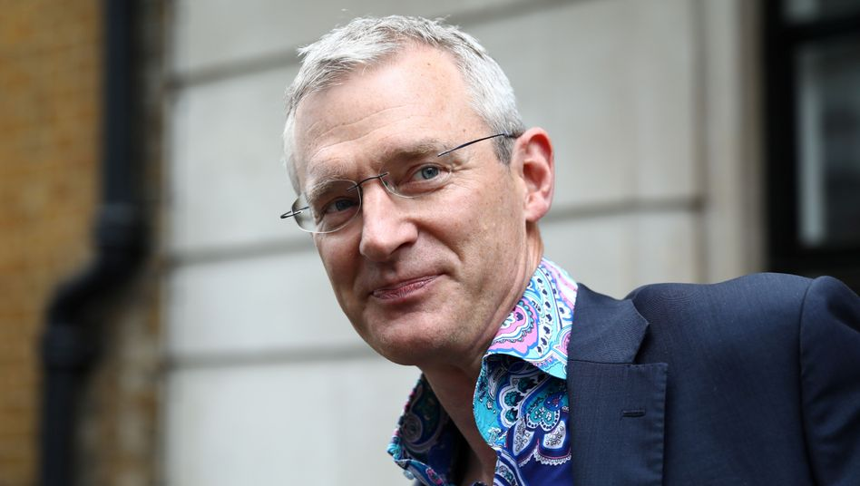 BBC-Moderator Jeremy Vine