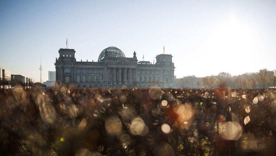 """Reichtagsgebäude in Berlin: """"Stärkung gegenüber den Ministerien"""""""