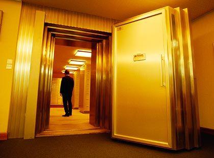 Safe in Zürich: Große Mehrheit für das Bankgeheimnis