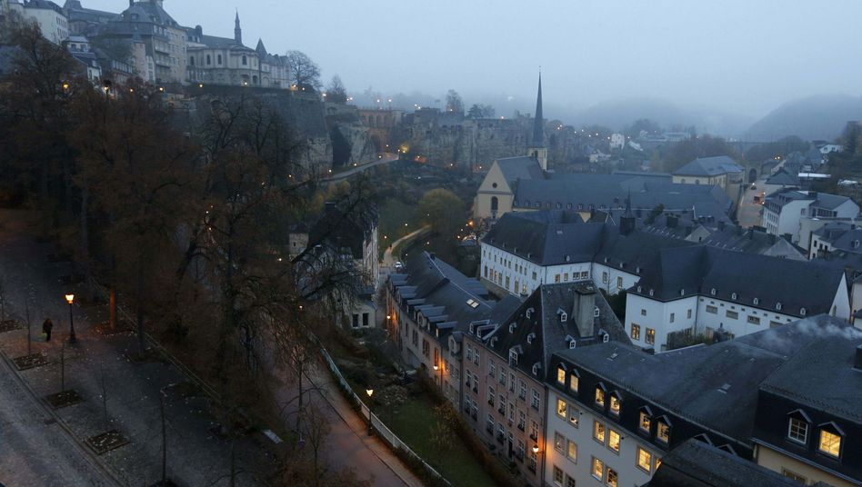 Big scandal in little Luxembourg.