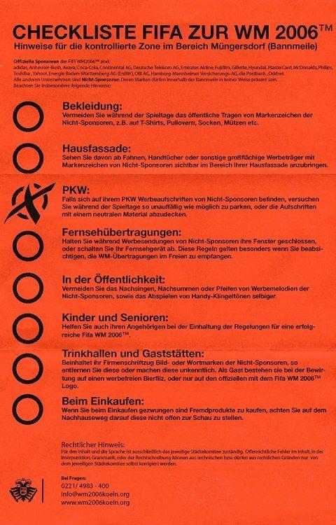 """Die """"Kölner Checkliste"""": Nicht subtil, aber optimal ausgeschöpfter Gag"""