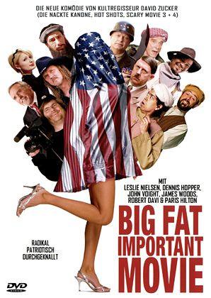 DVD-Beipacker Februar 2013 / Big Fat Important Movie