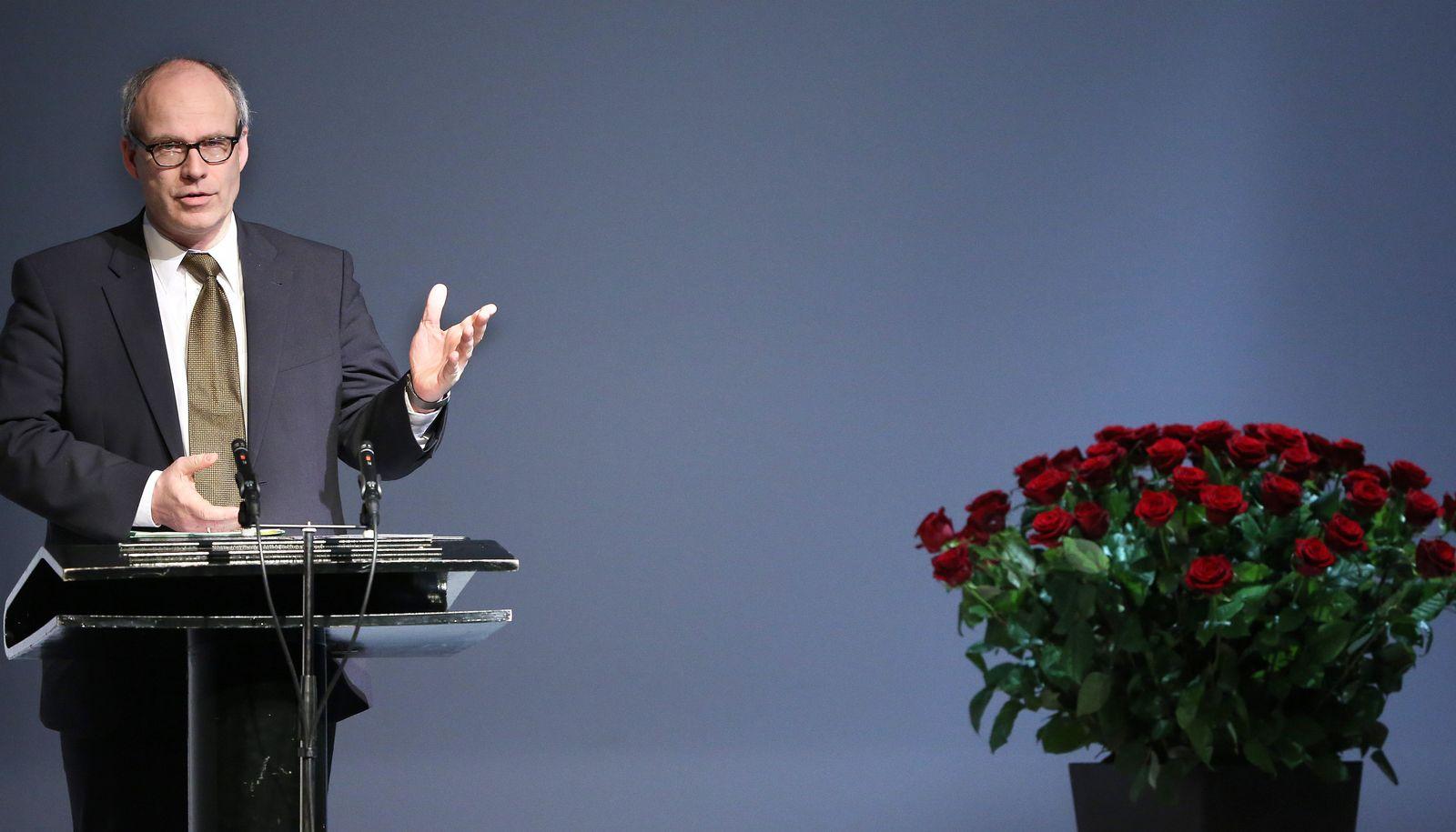 10 Bildungsfragen / Ties Rabe / 16. Bertini-Preis-Verleihung