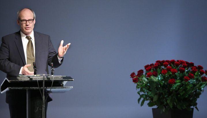 Hamburgs Schulsenator Ties Rabe (SPD)