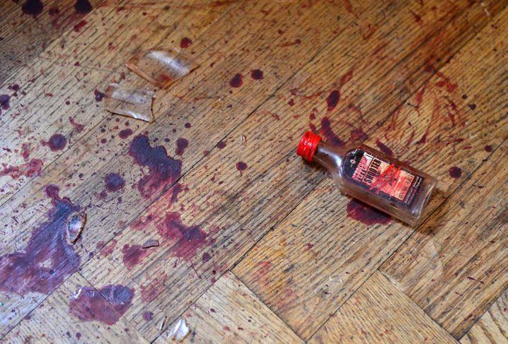 Nach dem Angriff im Kulturzentrum Ballstädt: Der Staatsanwalt nannte es ein »Rollkommando«.
