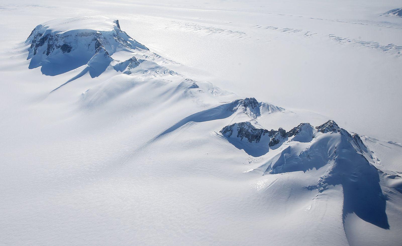 Vulkane / Antarktis