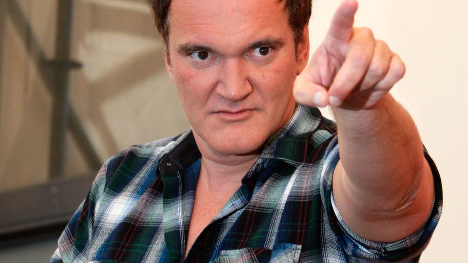 """Regisseur Tarantino: """"Sehr, sehr niedergeschlagen"""""""
