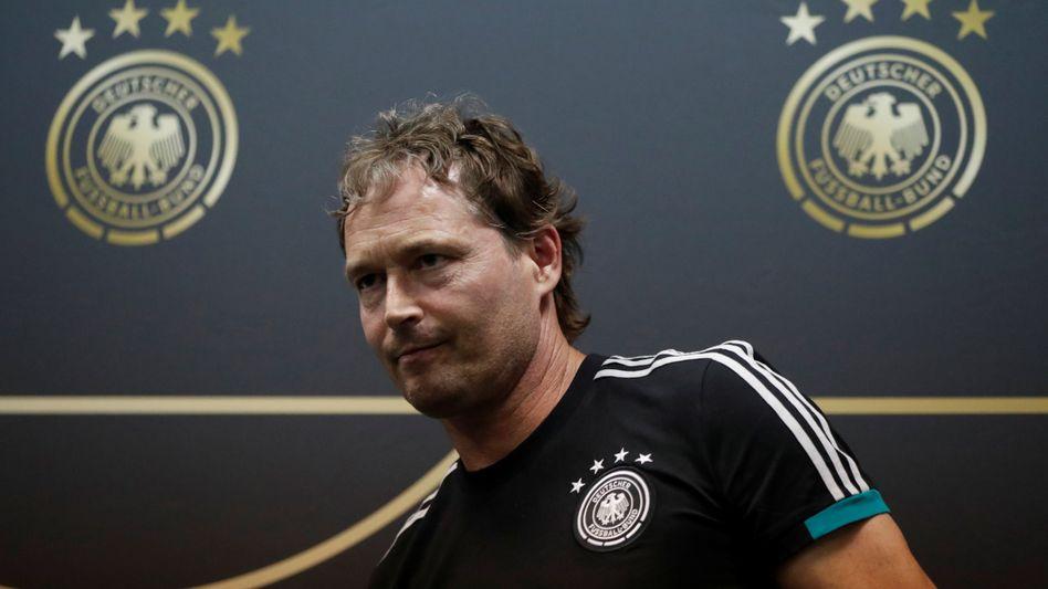Ersatz-Bundestrainer Sorg scheut Experimente