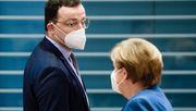 Unionsanhänger sehen mögliche Kanzlerkandidatur von Spahn skeptisch