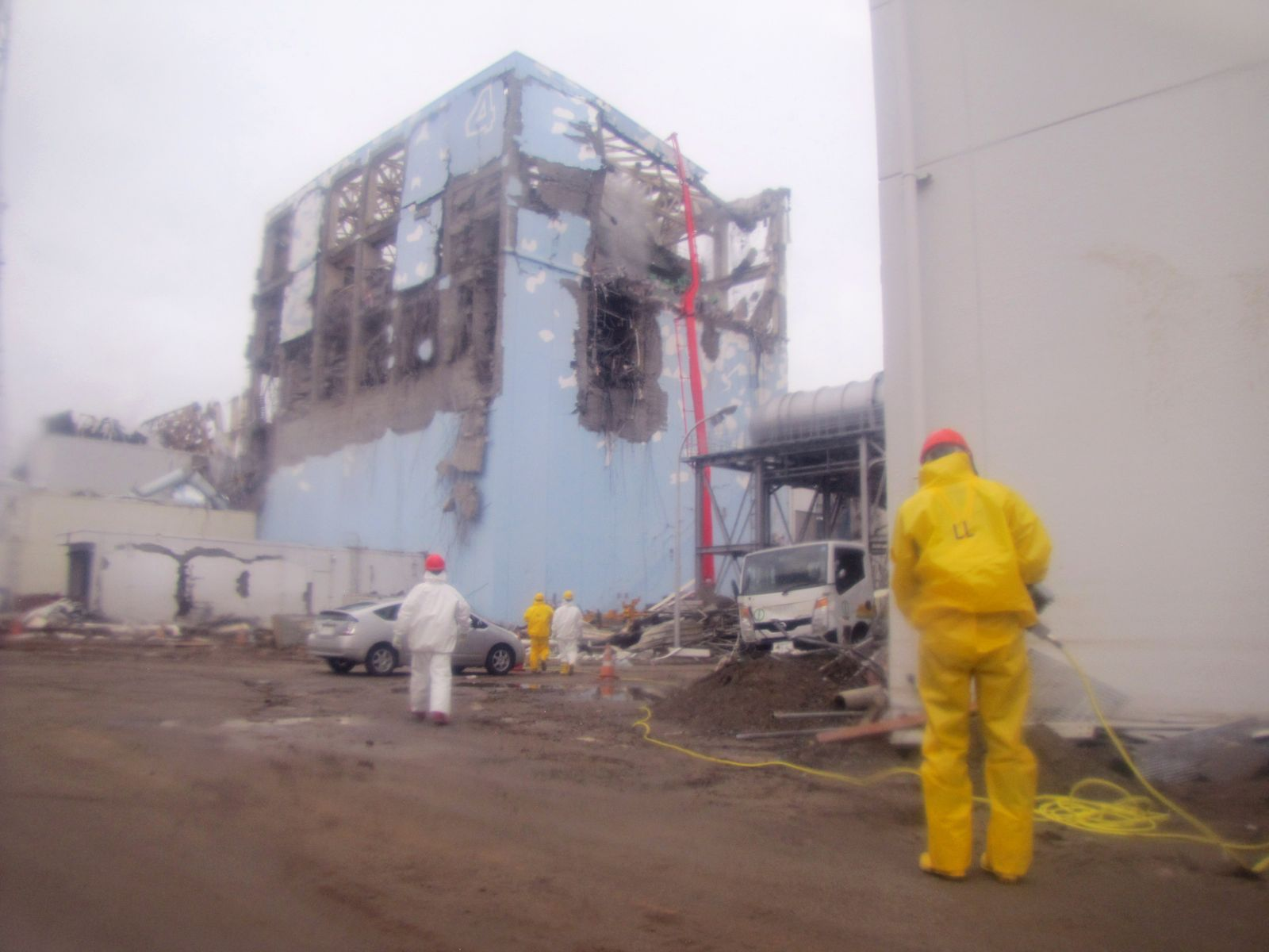 Fukushima nuclear power disaster