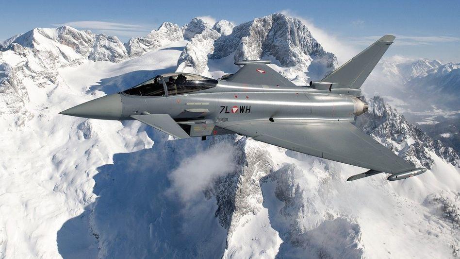 Österreichischer »Eurofighter«