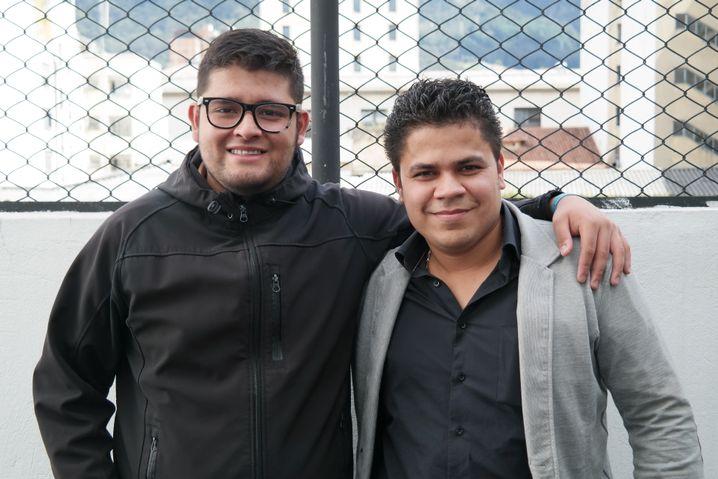 Ricardo und Yordan