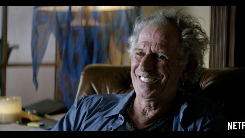 Keith Richards im Porträt: Angemessen tiefenentspannt