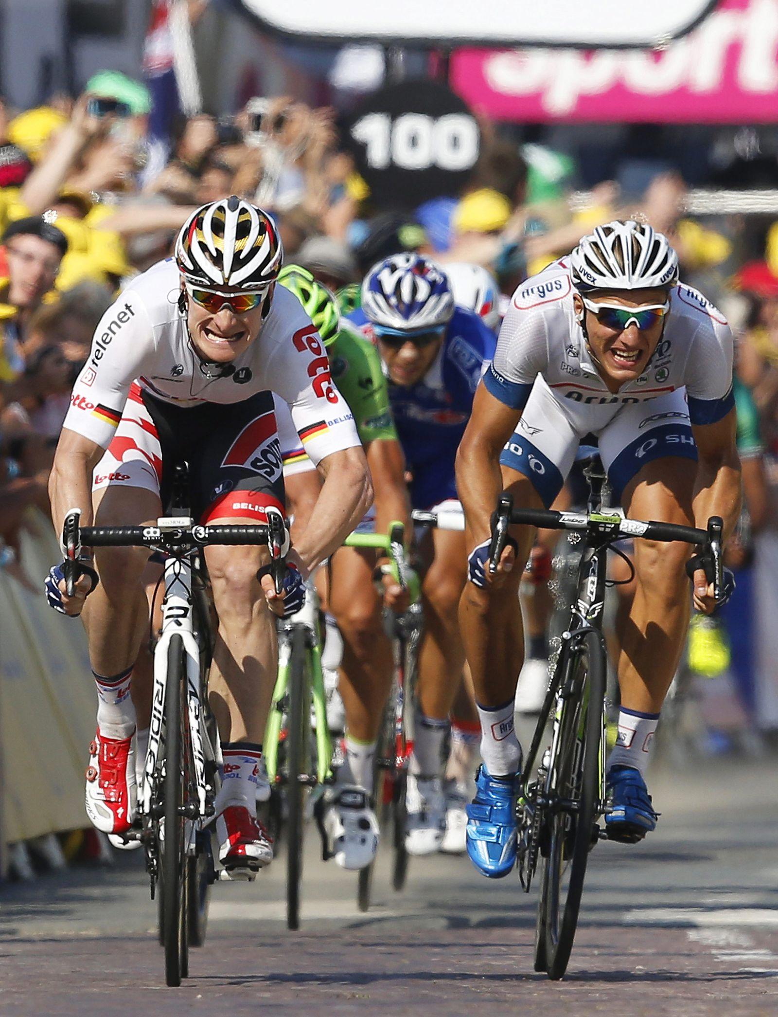 Tour de France 2013 10th stage