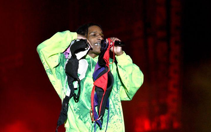 A$AP Rocky, wieder auf freiem Fuß