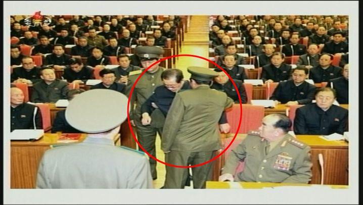 "Nordkorea: Absturz der ""grauen Eminenz von Pjöngjang"""