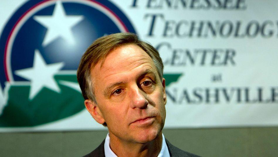 Gouverneur Bill Haslam: Todeskandidaten in Tennessee künftig wieder mit dem elektrischen Stuhl hinrichten