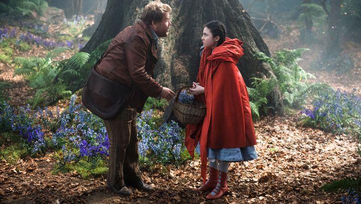 """Into the Woods"": Hollywoodstars im Märchenwald"