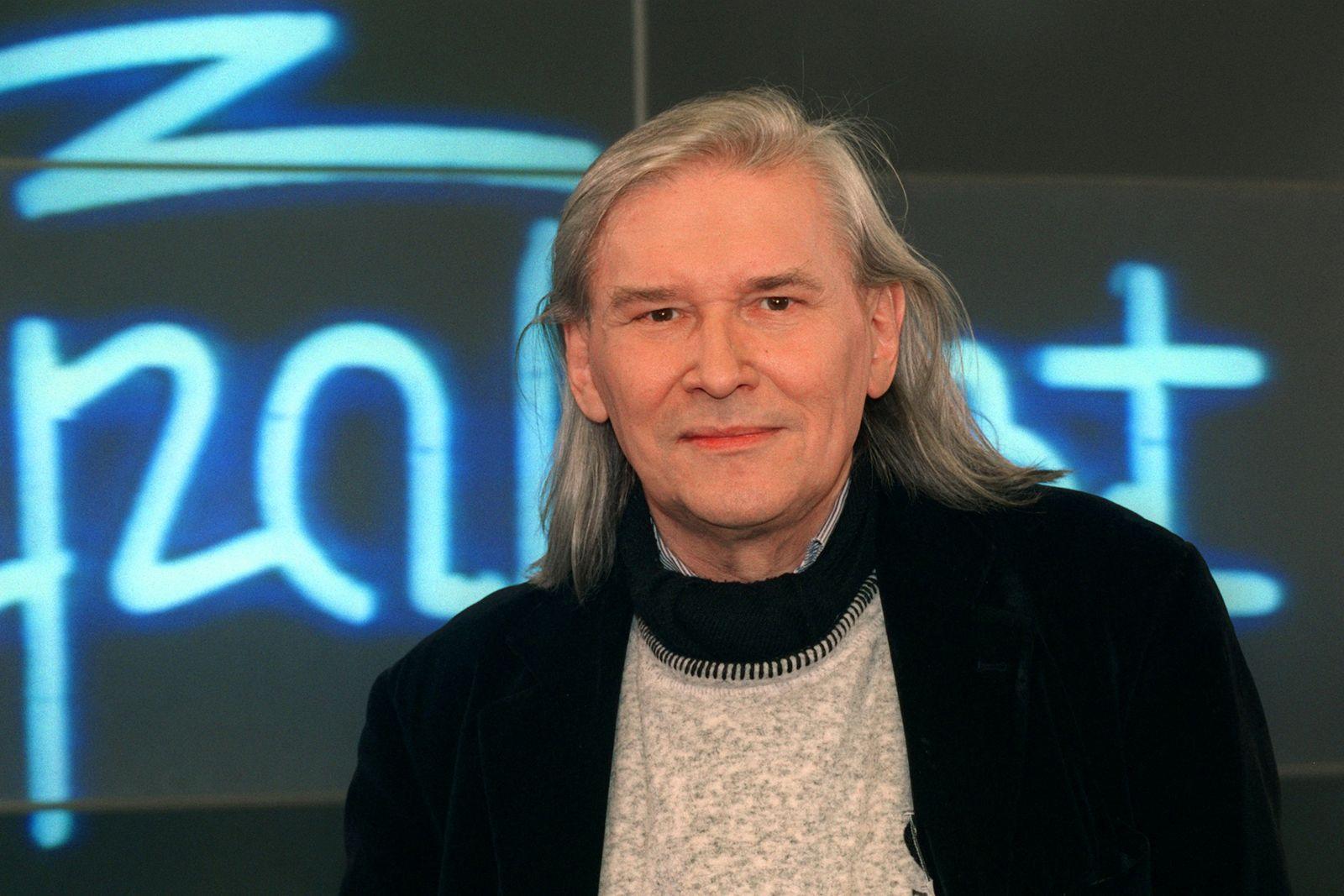 EINMALIGE VERWENDUNG Peter Rüchel
