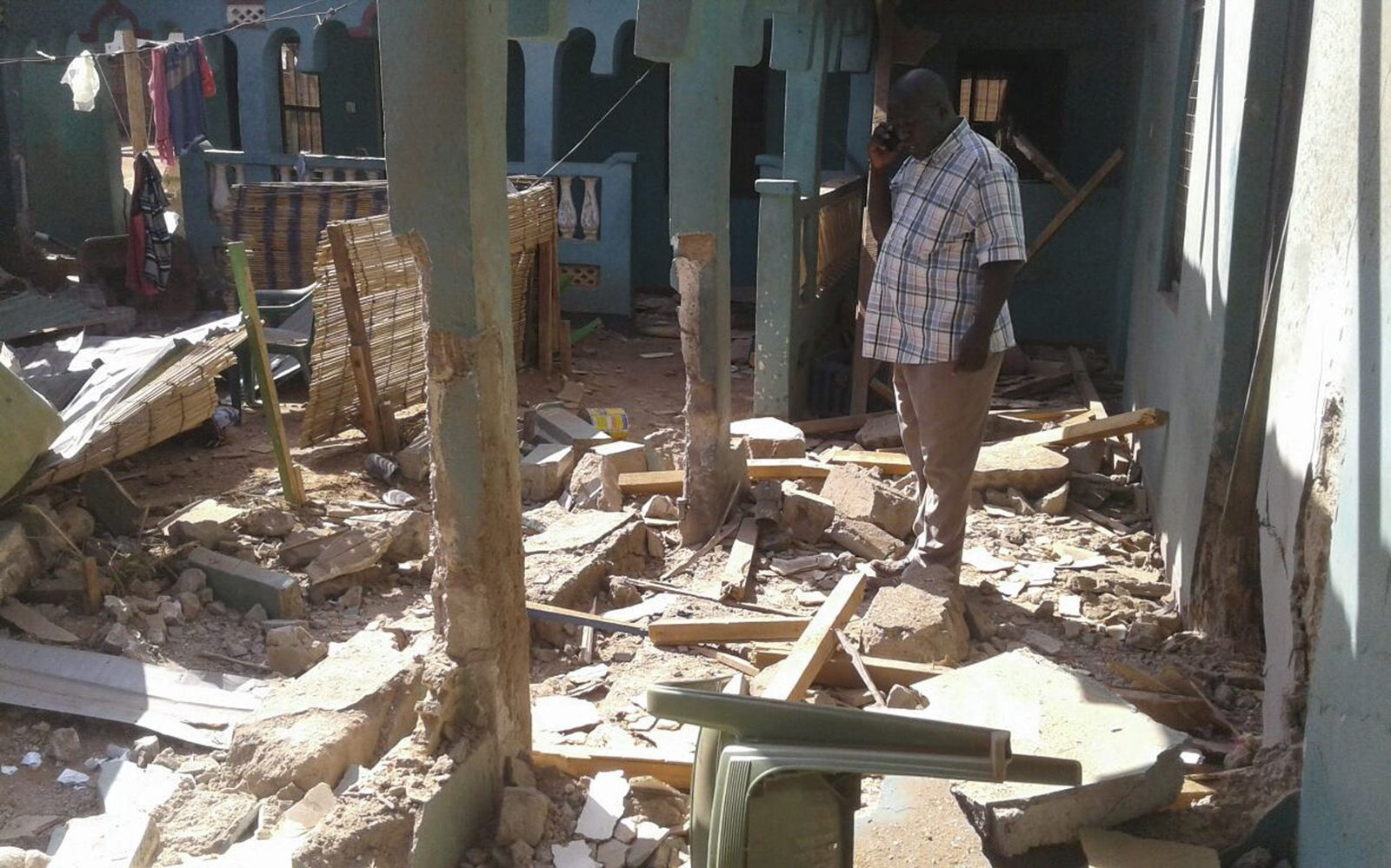 Kenia Angriff