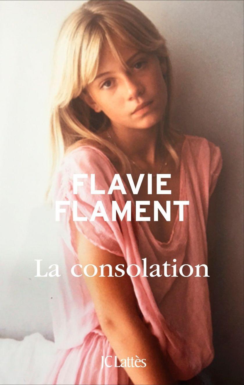 EINMALIGE VERWENDUNG BUCHCOVER: La Consolation/ Flavie Flamant