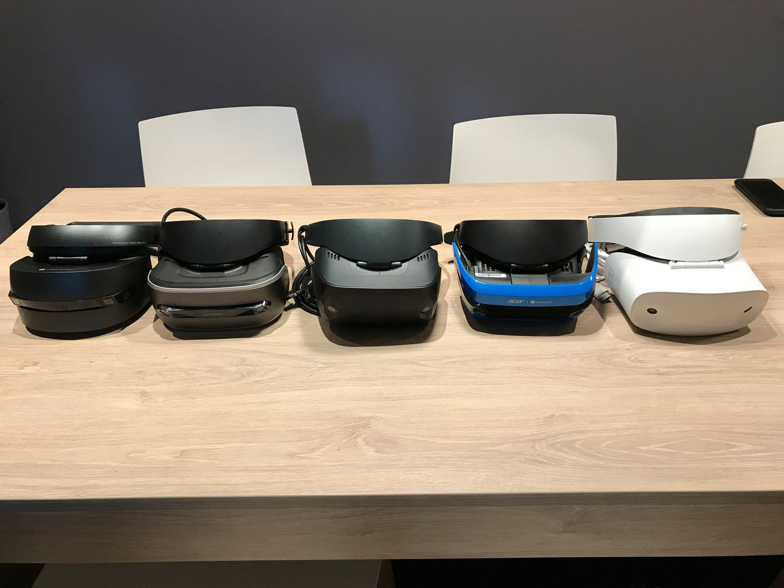 Mixed Reality Brillen