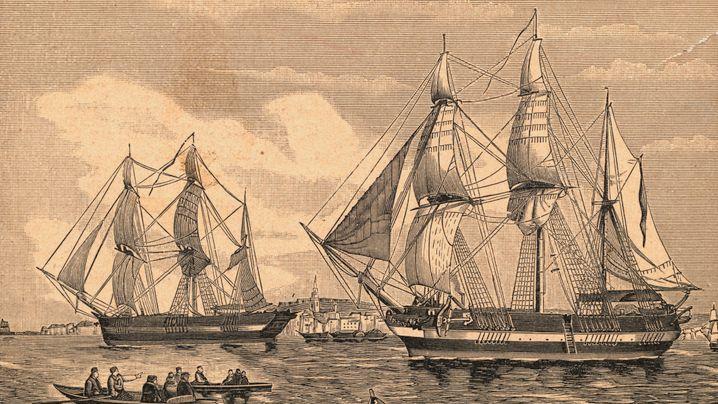 """Historische Schiffe: Fund der HMS """"Terror"""""""