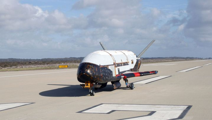 """""""X-37B"""": Der Raumgleiter der US-Luftwaffe"""