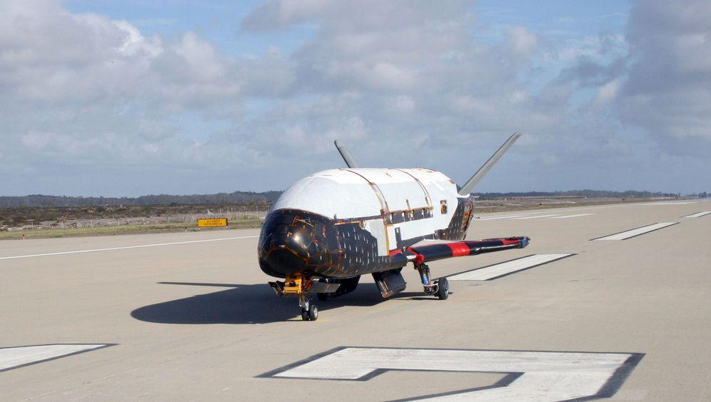 """""""X-37B"""": Luftwaffen-Shuttle beendet Testflug"""