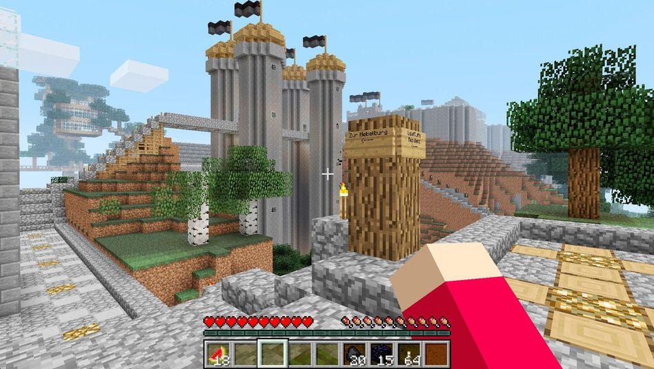 """Computerspiel """"Minecraft"""": """"Mit einem einzigen Tweet dem Film den Garaus gemacht"""""""