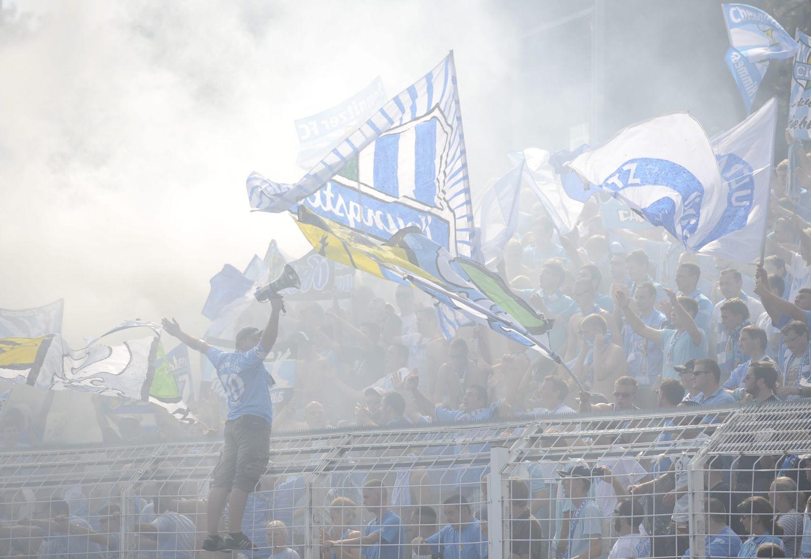 Chemnitzer FC / Fußball Fans