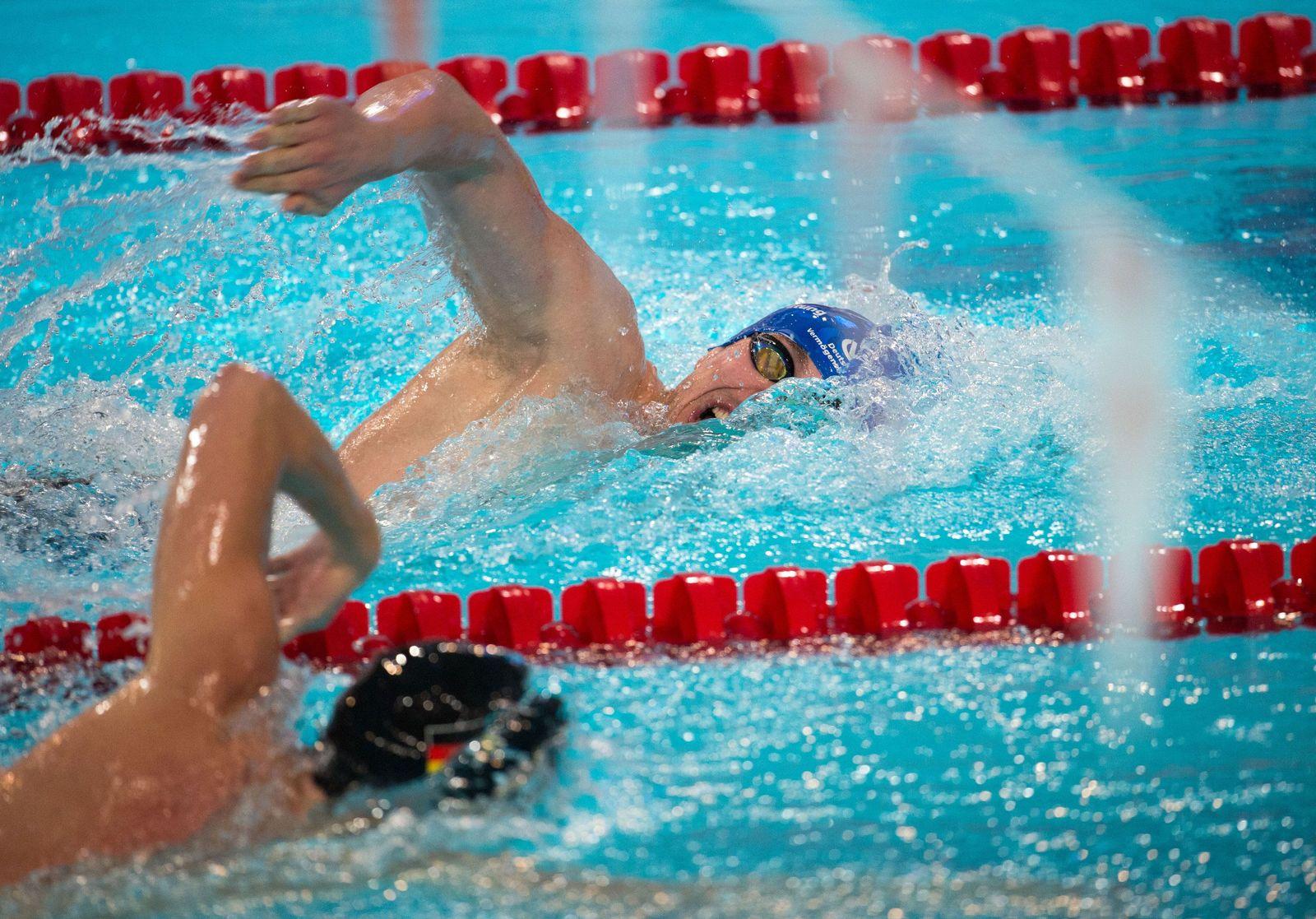 Schwimmen - DM Kurzbahn