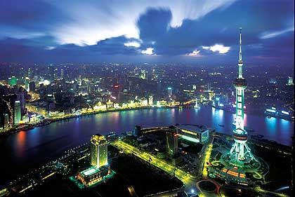 Metropole Schanghai: Warten auf das Visum