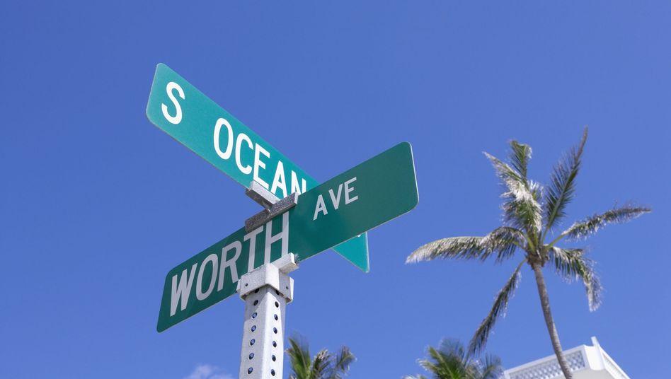 "Millionärsparadies Palm Beach: ""Hi Muffie, hi Topper, wann war noch mal die Block Party?"""