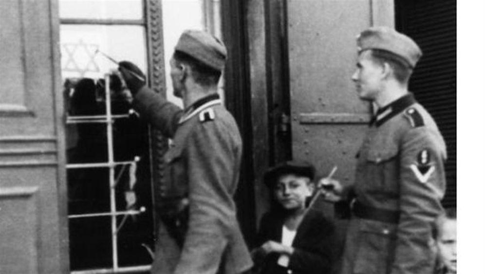 KZ-Schicksal: Brutaler Lageralltag
