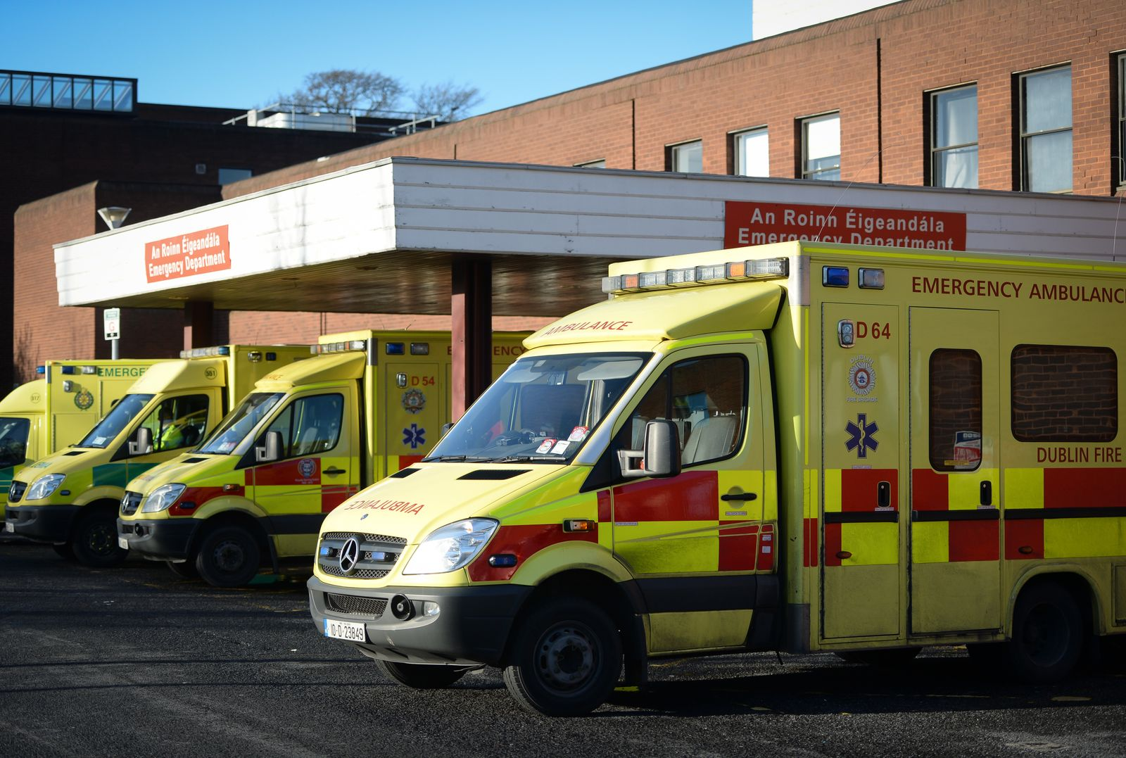 Irish Hospital crisis reach record level