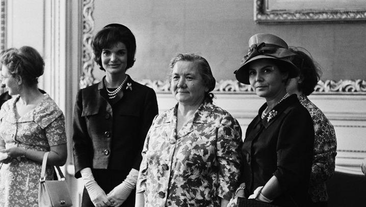 Politikerfrauen: Der raue Charme Russlands