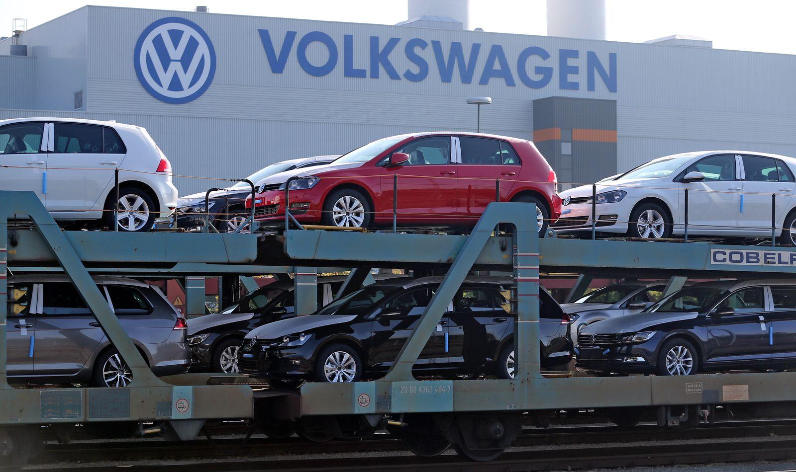 Volkswagen - Werk Zwickau