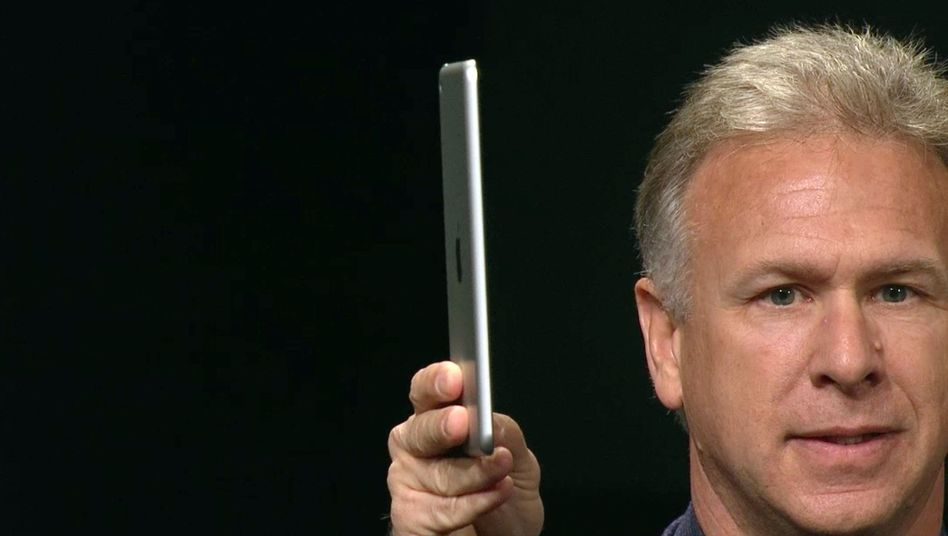 Präsentation des iPad mini: Apple im Schlankheitswahn