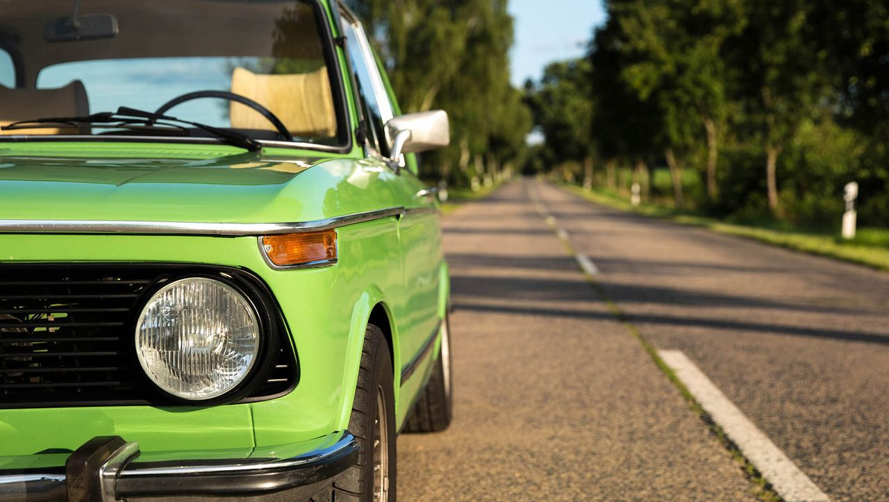 Vintage car: On the B3 through Germany - West German Route 66 - Archyde