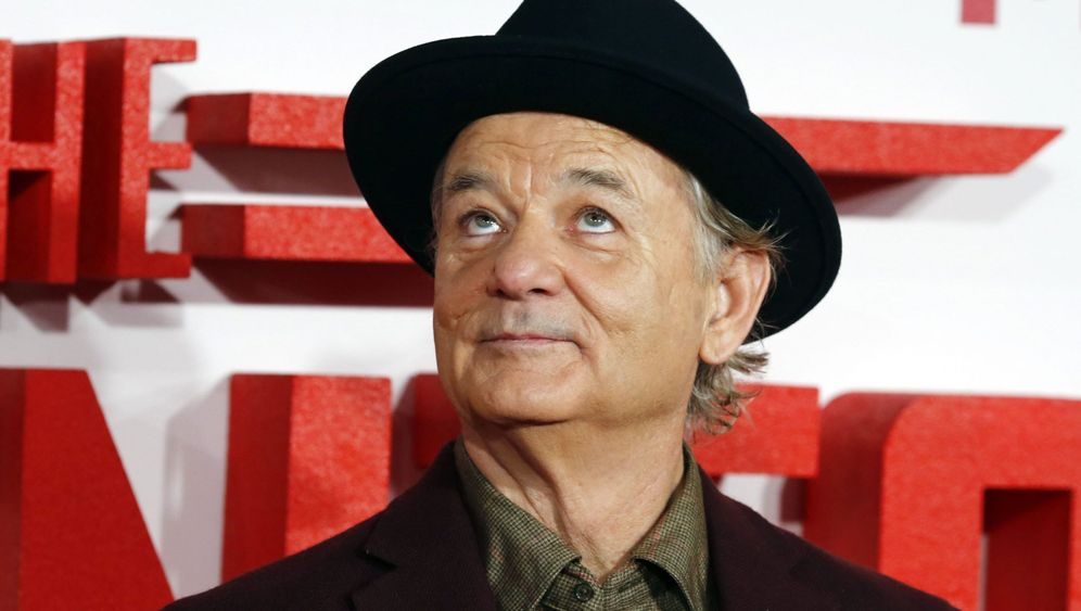 """Bill Murray: """"Who you gonna call?"""""""