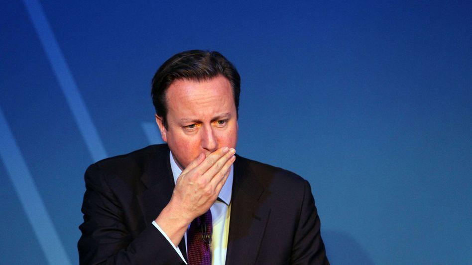 David Cameron: Nicht so gemeint