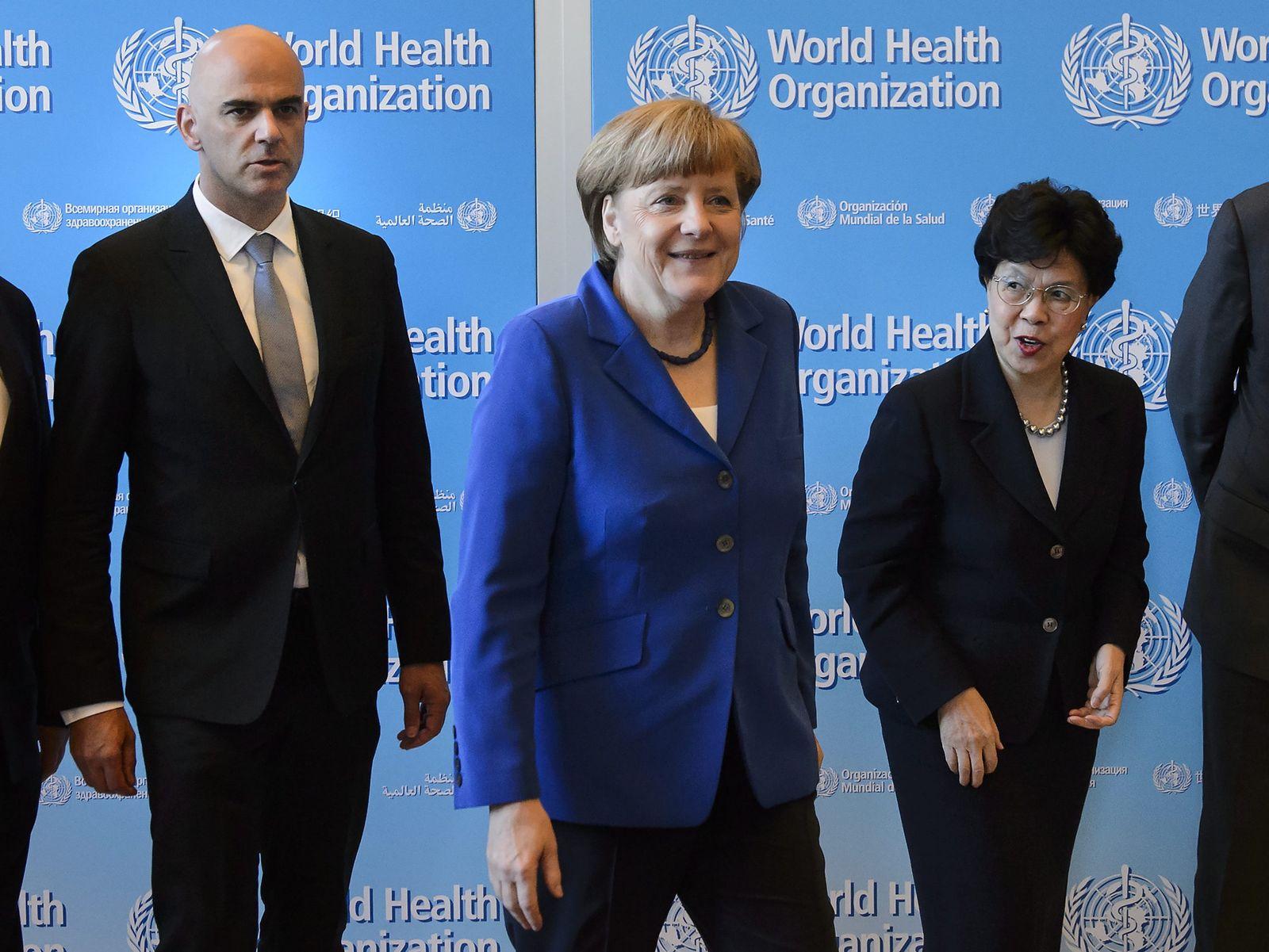 WHO / Gentf / Merkel