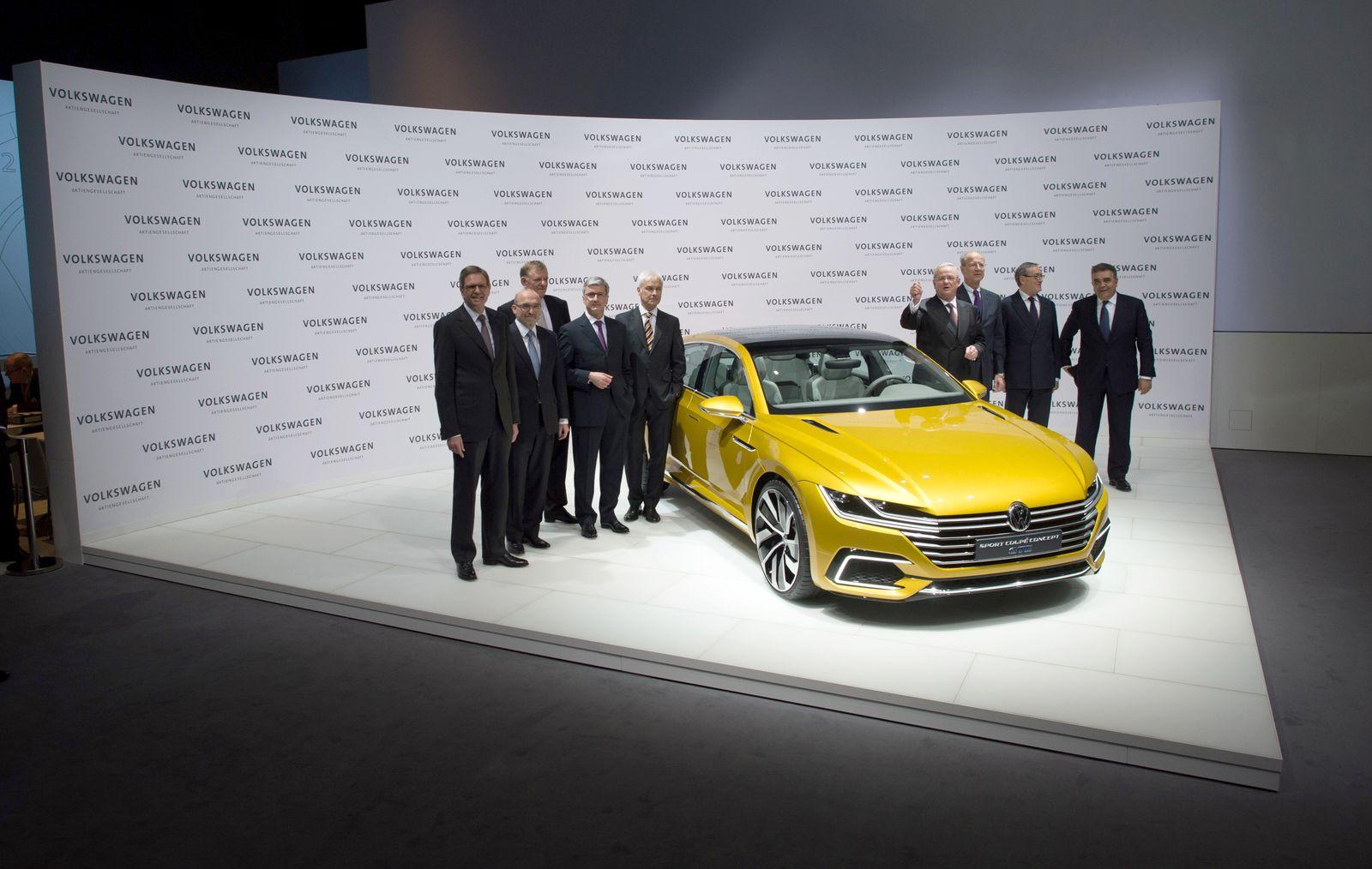 Volkswagen AG/ Vorstand/ 2013