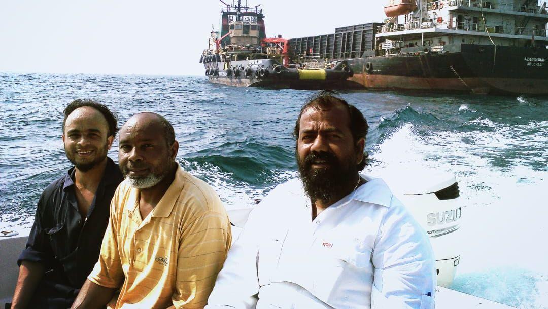 Wenn Reedereien nicht mehr zahlen: Schwimmende Gefängnisse